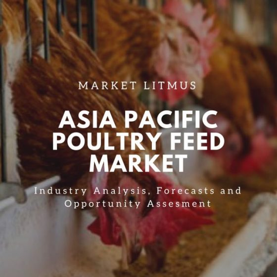 Asia Pacific Poultry Feed Market Sizes and Trends