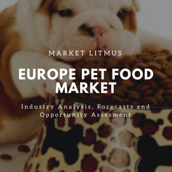 Europe Pet Food Market Sizes and Trends