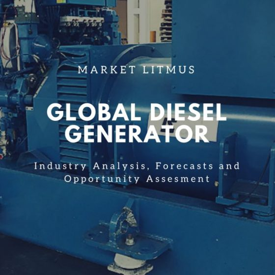 GLOBAL DIESEL GENERATOR SIZES AND TRENDS
