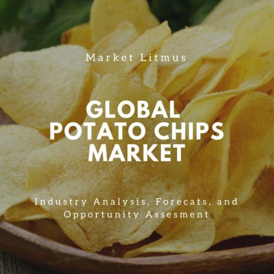 GLOBAL POTATO CHIPS MARKET SIZES AND TRENDS