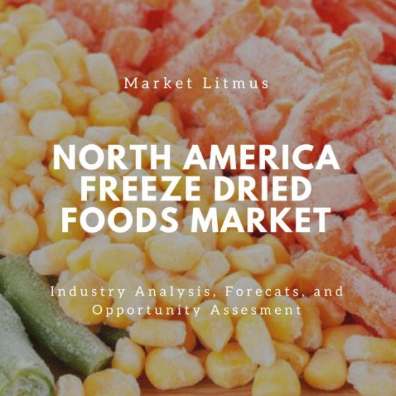 NORTH AMERICA FREEZE DRIED FOODS MARKET Sizes and Trends