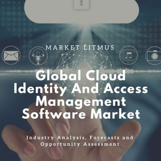 Global Cloud Identity And Access Management Software Market