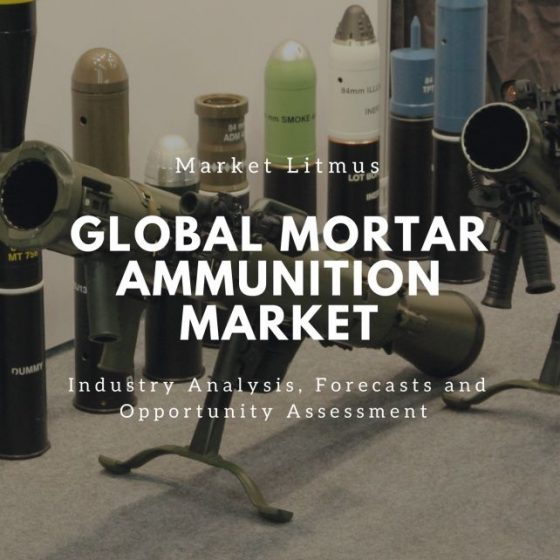 Global Mortar AmmunitionMarket Sizes and Trends