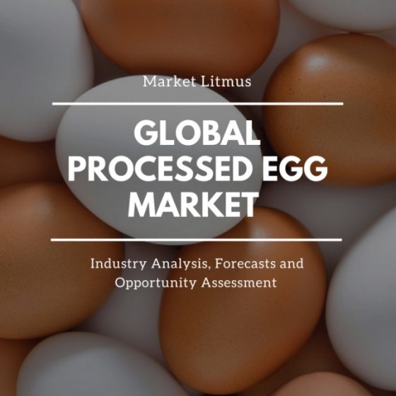 Global Processed Egg Market Sizes and Trends