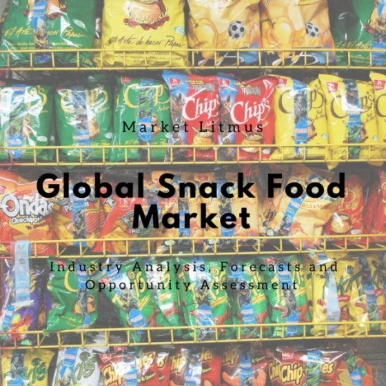 Global Snack Food Market Sizes and Trends