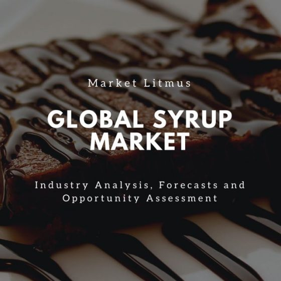 Global Syrup Market Sizes and Trends