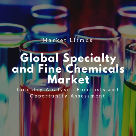 Global Specialty and Fine Chemicals Market Sizes and Trends