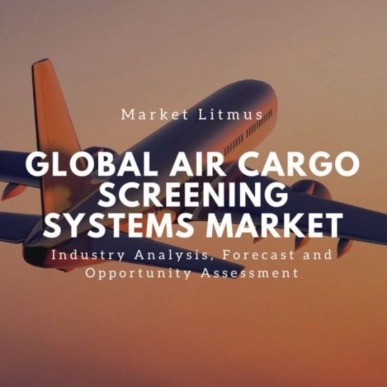 GLOBAL AIR CARGO SCREENING SYSTEMS MARKET SIZES AND TRENDS
