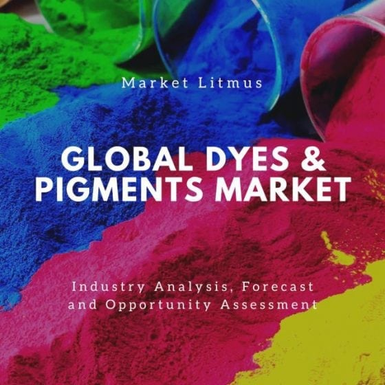 Global Dyes & Pigments Market Sizes and Trends
