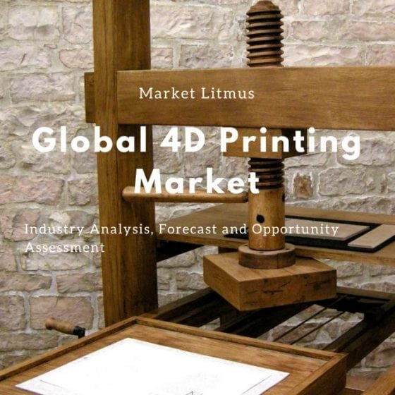 Global 4D Printing Market Sizes and Trends