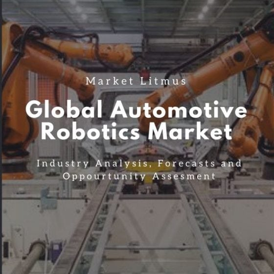 Global Automotive Robotics Market Sizes and Trends