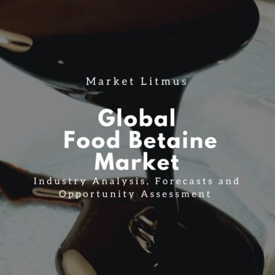 Global Food Betaine Market Sizes and Trends