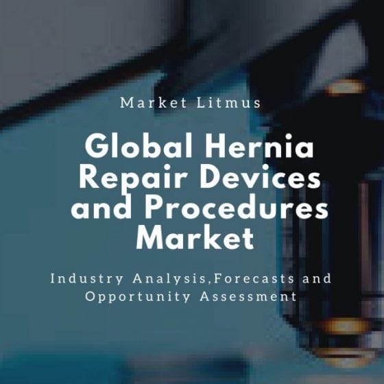 Global Hernia Repair Devices and Procedures Market Sizes and Trends