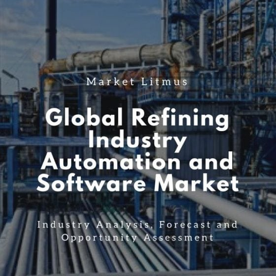Global Refining Industry Automation and Software Market Sizes and Trends